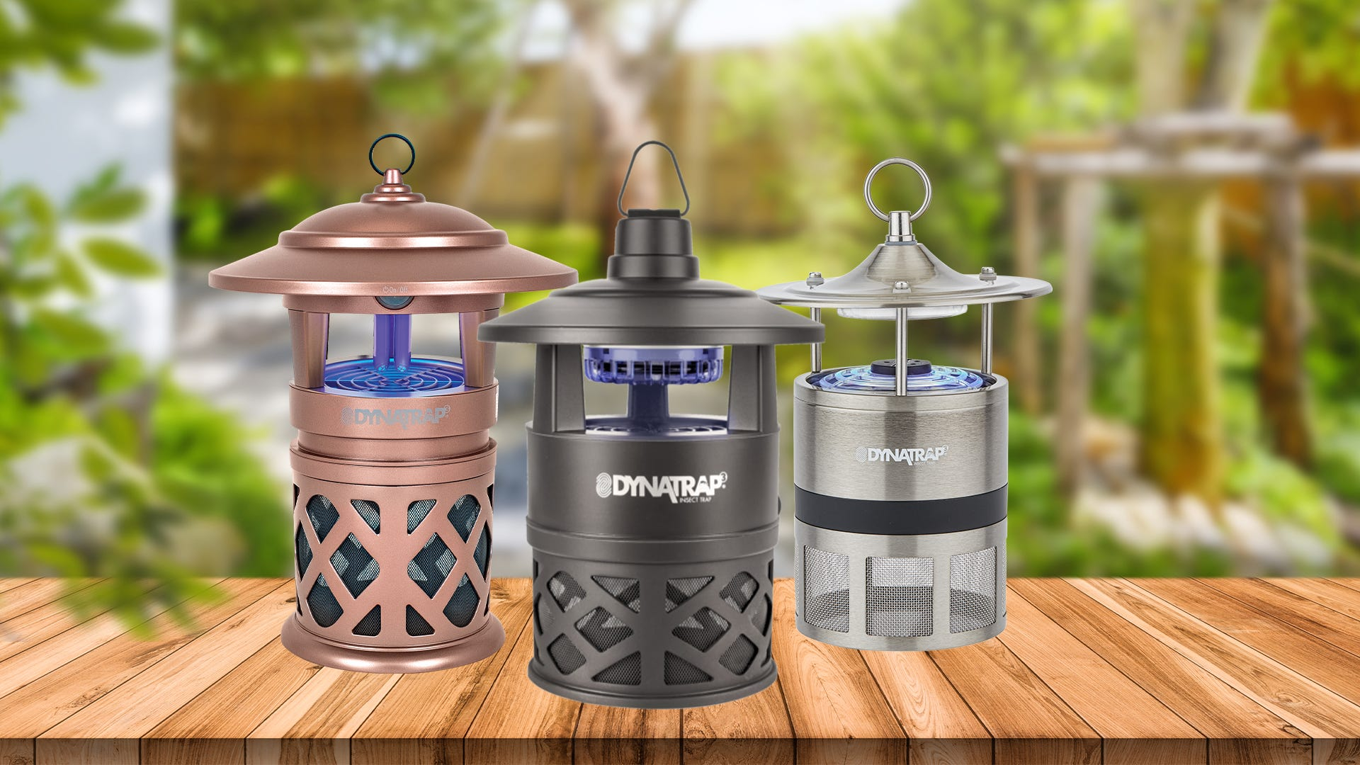 Setting up your DynaTrap Mosquito Trap