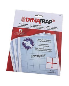 DynaTrap® StickyTech Glue Cards for Flylight Indoor Insect Trap - 3 Pack