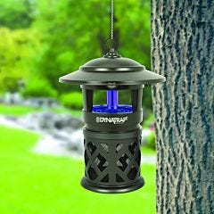 DynaTrap® ½ Acre High Capacity Mosquito & Insect Trap with Optional Wall Mount - Tungsten