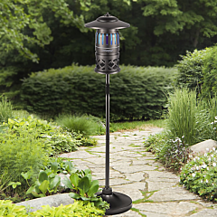 DynaTrap® 1/2 Acre Decora Series Insect Trap with Pole