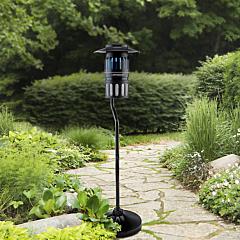 DynaTrap® 1/2 Acre w/Pole - Black Insect Trap