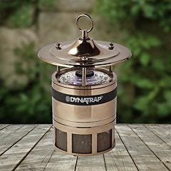DynaTrap® ¼ Acre Outdoor Mosquito and Insect Trap - Bronze