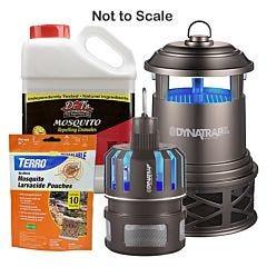 Complete Indoor/Outdoor Mosquito Control Bundle