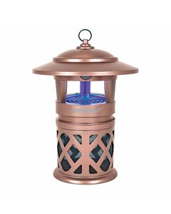 DynaTrap® 1/2 Acre Mosquito and Insect Trap With Optional Wall Mount - Copper