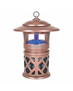 DynaTrap® ½ Acre Mosquito and Insect Trap with Optional Wall Mount - Copper