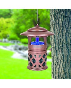 DynaTrap® ½ Acre Mosquito & Insect Trap with Optional Wall Mount - Copper