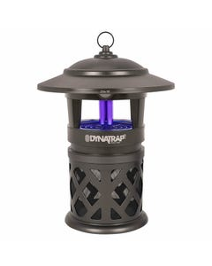 DynaTrap® ½ Acre High Capacity Mosquito and Insect Trap with Optional Wall      Mount - Tungsten