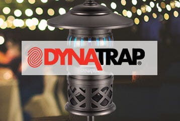 DynaTrap - Trap & Kill Flying Insects